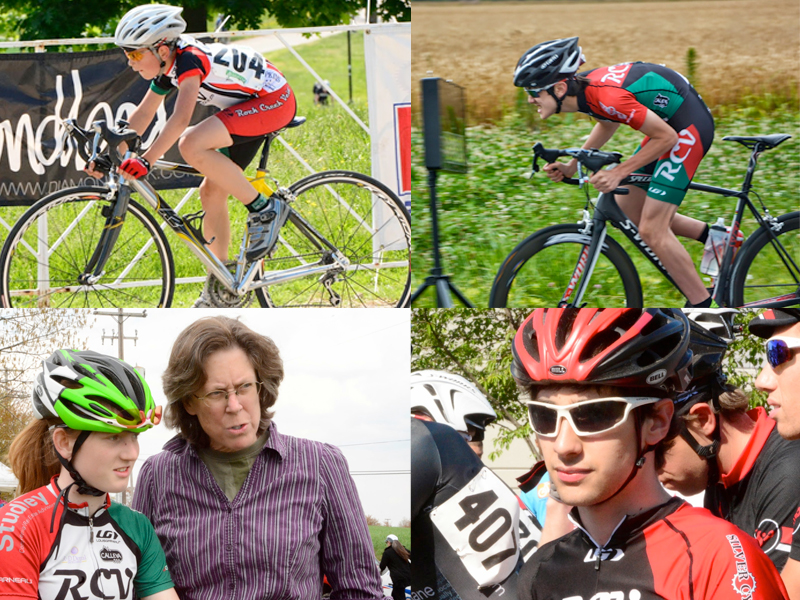 Four Rock Creek Velo Racers to Compete at USA Cycling Junior Road Nationals