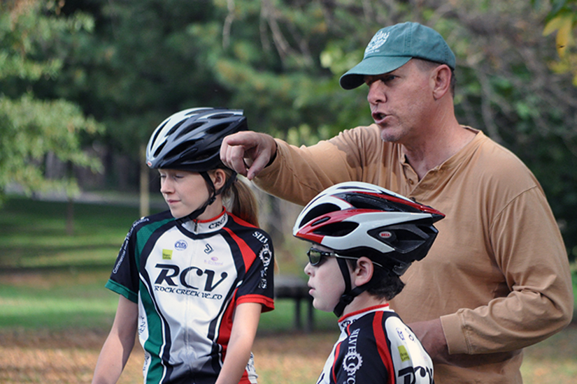 For Local Cycling Group, Cyclocross Becomes A Big Draw